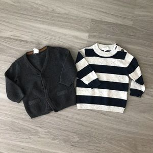 4-6 month H&M Sweater Bundle
